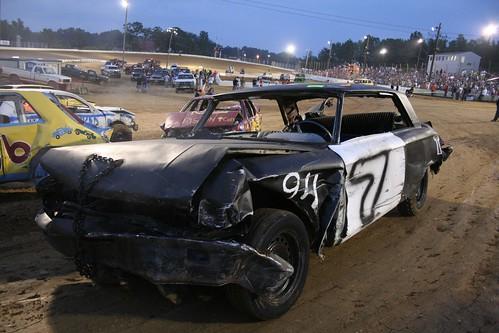 Demolition Derby @ Potomac Speedway