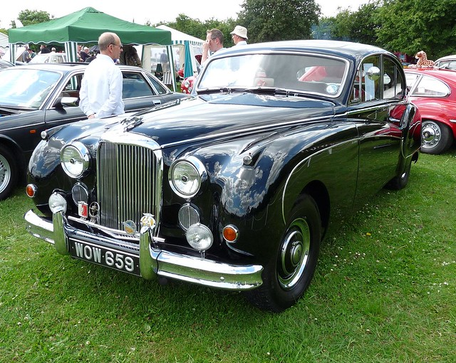 Jaguar 3.8 Mark IX 1959 | Flickr - Photo Sharing!