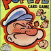 Small photo of Popeye Ed-U-Cards Game