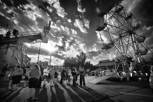 Monochrome Carnival