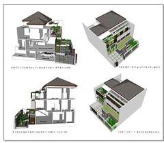 Image Result For Sketsa Rumah Minimalis Modern