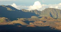 Sliding Sands trail, Haleakala