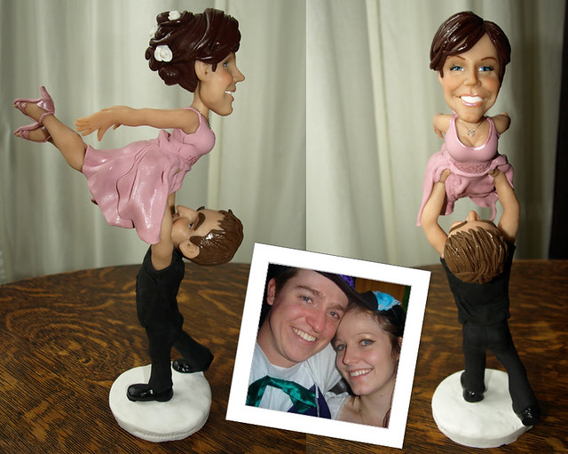 dirty wedding cake toppers cake topper flickr photo 13537