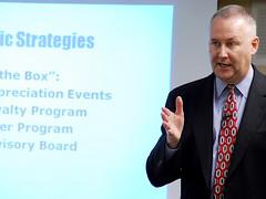 Brent Burns – Customer Retention Presentation – photo 1