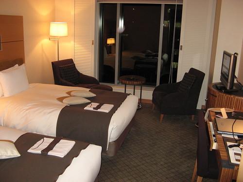 Marunouchi Hotel: Hotel room