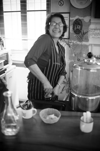 Soluna Café Paris 2009
