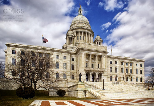 Rhode Island State House by Cross Photography via I {heart} Rhody