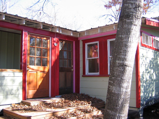 Mobile Home Porch Entrance Bed Mattress Sale