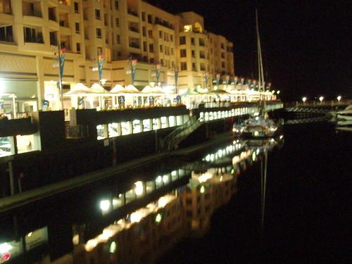 Marina Restaurants. Glenelg. SA