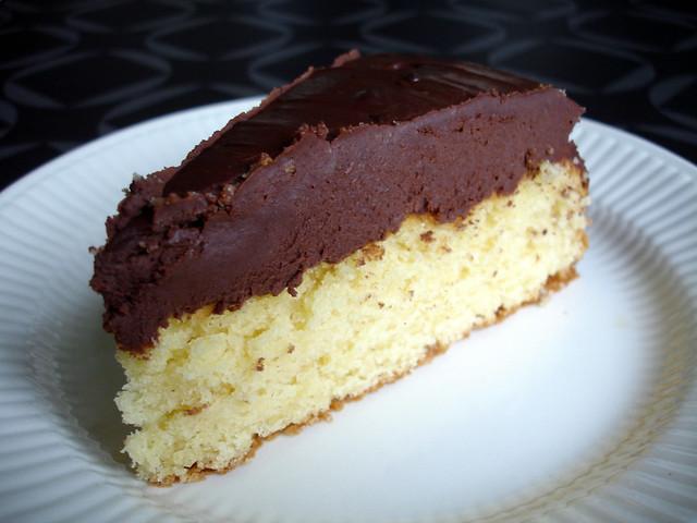 Planet Cake Ganache Recipe