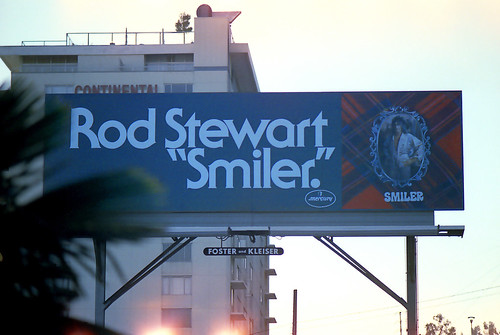 Billboards on Sunset Blvd. #24