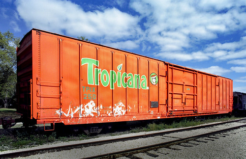 Tropicana on the Move