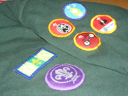 Cubs badges