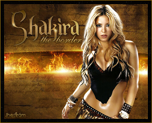 Shakira - The Border