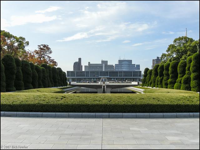 Hiroshima Peace Park and Museum
