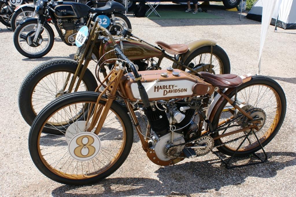 Harley-Davidson 1000 Board Track Racer (1920
