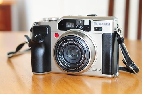 Fujifilm GA645Zi - Camera-wiki org - The free camera