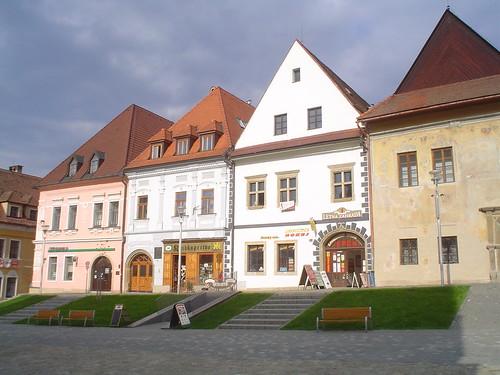 Bardejov, Eslovaquia