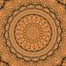 Mosaic abstract 9 by ruthhallam