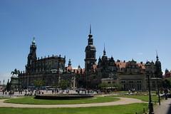 2009-06-11 06-14 Dresden 134 Hofkirche
