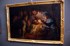 2009-06-11 06-14 Dresden 168 Gemäldegalerie Alte Meister, Gerard van Honthorst - Der Zahnarzt