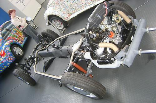 Beetle chassis