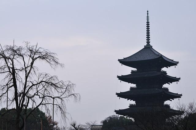 Toji temple 東寺_16