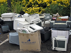 E-waste recycling, E-waste collection