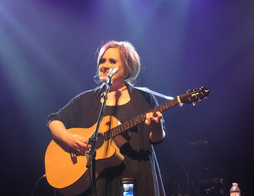 Adele @ The Variety Playhouse ATL 3/17/09