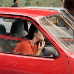 rear view mirror 1986 by chrisdb1