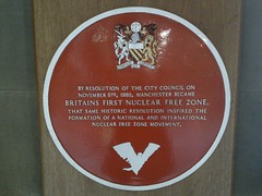 Photo of Red plaque number 766