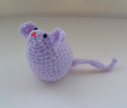 Amigurumi Mouse Flickr - Photo Sharing!