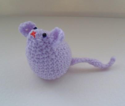 Amigurumi Receitas Portugues : Amigurumi Mouse Flickr - Photo Sharing!