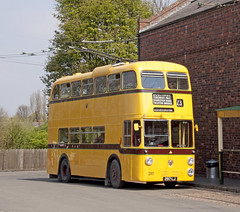 trolleybus, vehicle, transport, mode of transport, public transport, double-decker bus, school bus, land vehicle, bus,