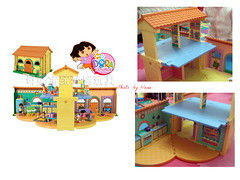playhouse, play, dollhouse, playground, toy,