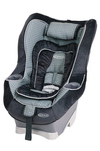 Graco Myride  Lx Convertible Car Seat Ashbury