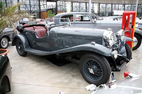 1934 Lagonda M 45 T 7 Tourer