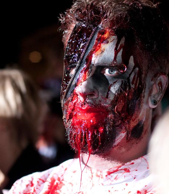 Zombie portrait #15
