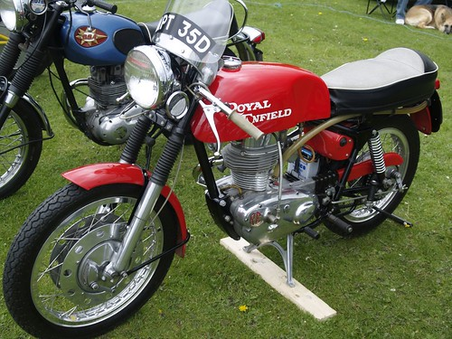 Royal Enfield Classic British Bikes - 1966