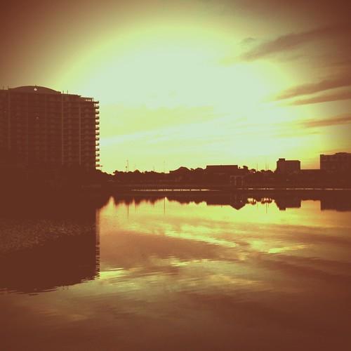 beach sunrise florida condo destin iphone flickup