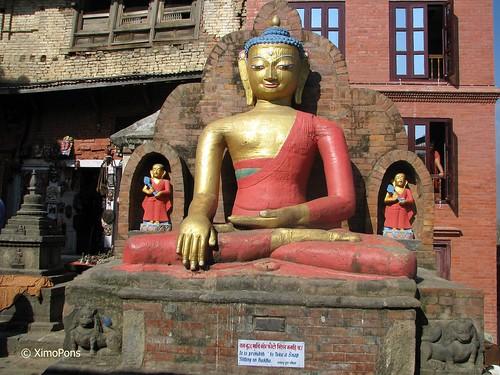 Buda - Katmandu