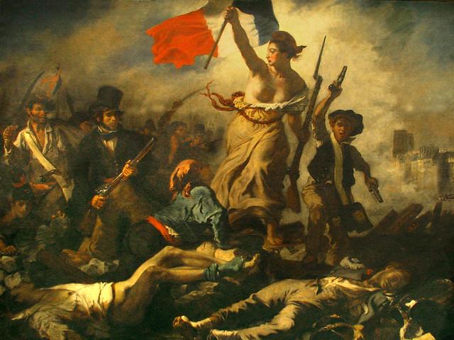 Miss Liberty at War