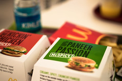 McSpicy Paneer Passion