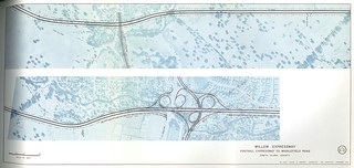 Willow Expressway, Foothill Expressway to Middlefield Road (1959)