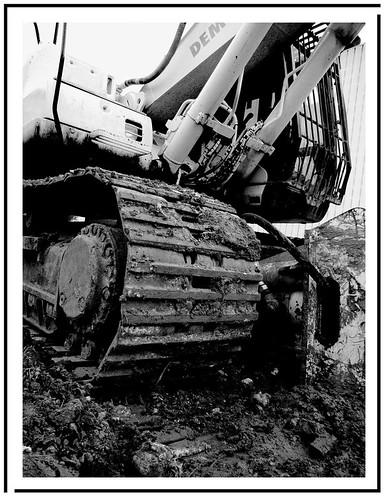 bulldozer - finepix s100fs