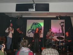 Fabatka feat. Andrea Gerak at Magyar Jazz Ünnepe 2009, Budapest Jazz Club