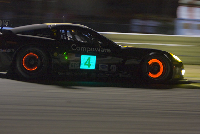 Sebring Hairpin at Night 303