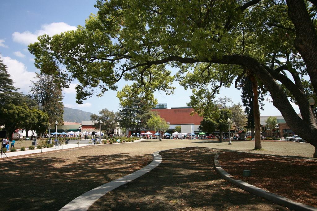 Monrovia Library Park Explore Living In Monrovia 39 S