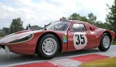 ferrari 512(0.0), race car(1.0), automobile(1.0), vehicle(1.0), porsche 904(1.0), land vehicle(1.0), supercar(1.0), sports car(1.0),