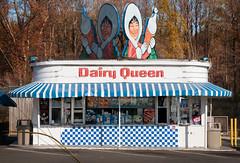 Dairy Queen (1947), 2732 Wilkinson Boulevard, Charlotte, North Carolina
